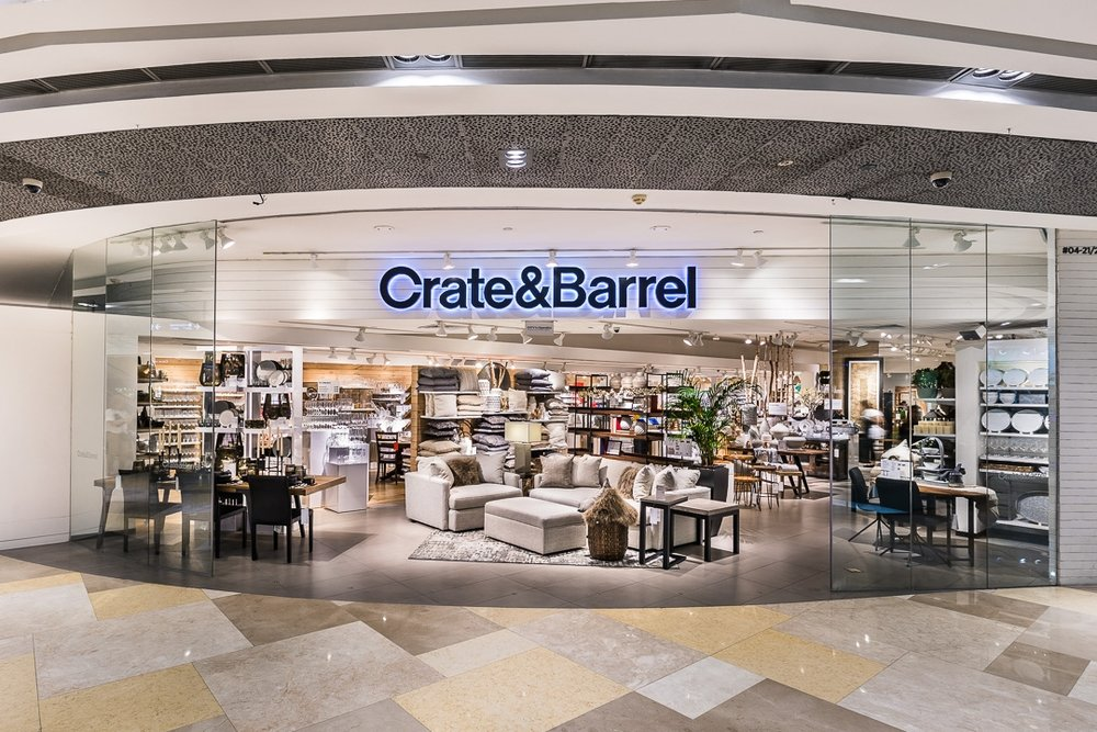 Get Free Shipping with Crate And Barrel Promo Code 10 Off, Crate and Barrel coupon code 15 off. Get now!