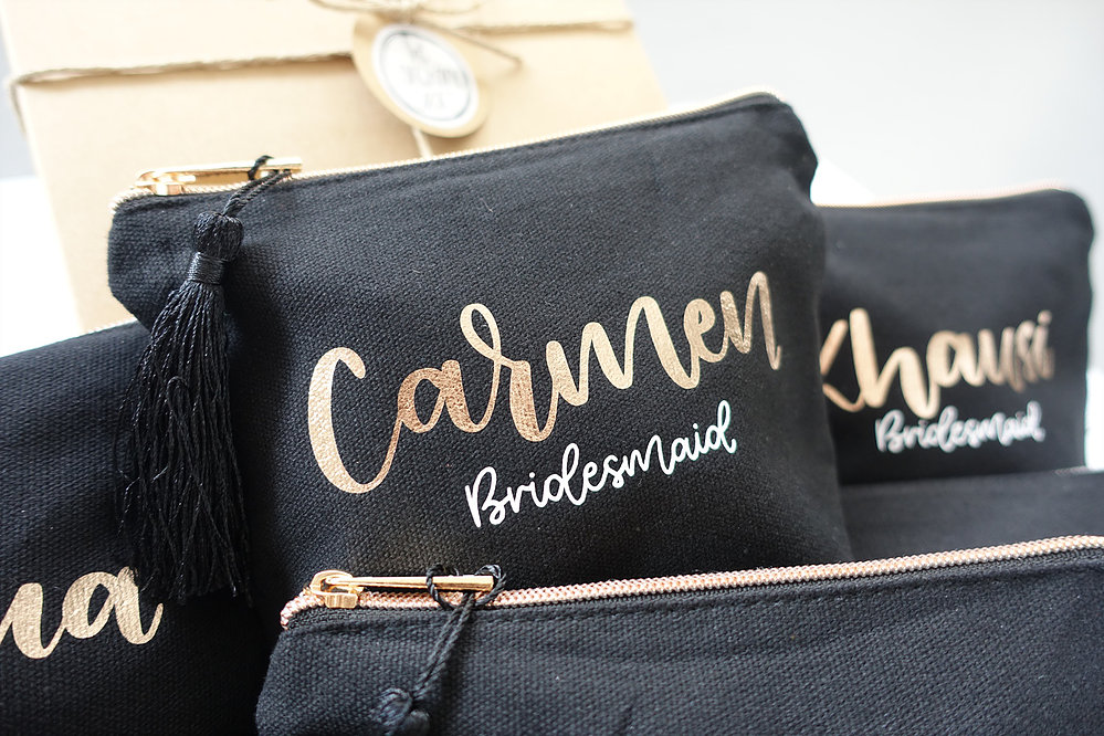 Customisable Tote Bags // The Longhand Craft - With every purchase of our Crate and Barrel tote bags, enjoy a free personalised calligraphy print and/or a chosen Crate and Barrel illustration.