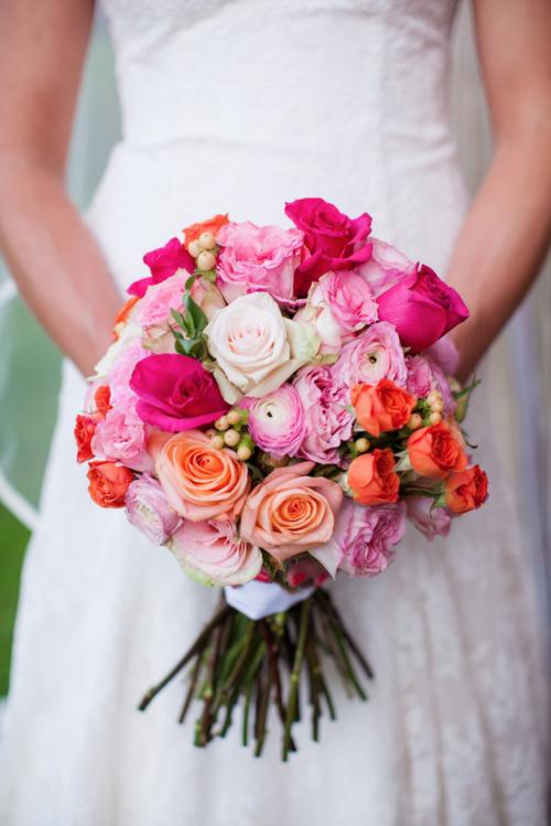 Late Summer Wedding Flowers — Plains & Finery