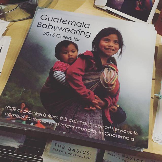 Get your calendars at guatemalamamas.com
