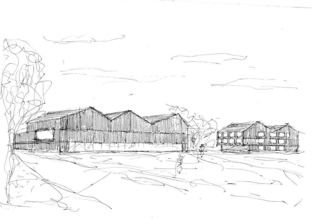 Extension du collège En Brit, Yvonand (VD)
