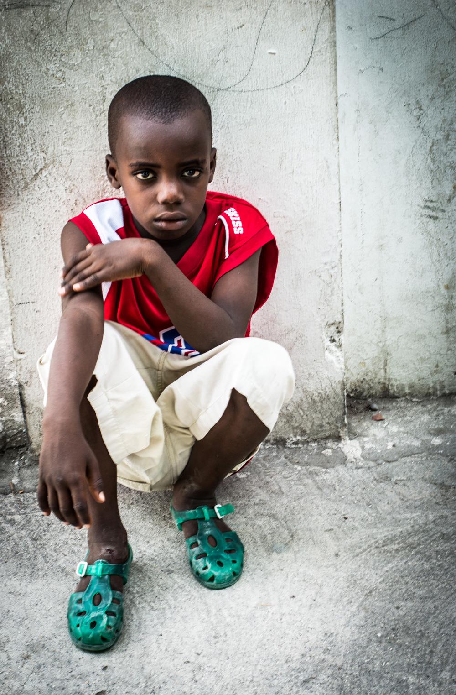 Boy outside Bethanie Church.jpg