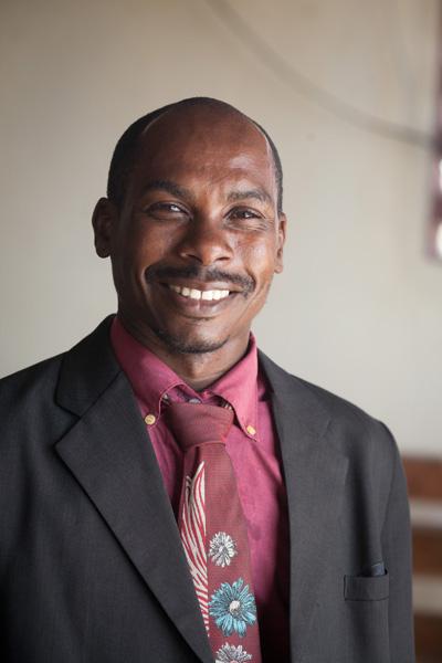 Pastor Jaunas Dessources Jean serves in Debouchette, Haiti.