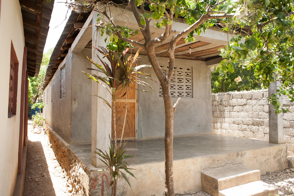 Pastor's House in Haiti