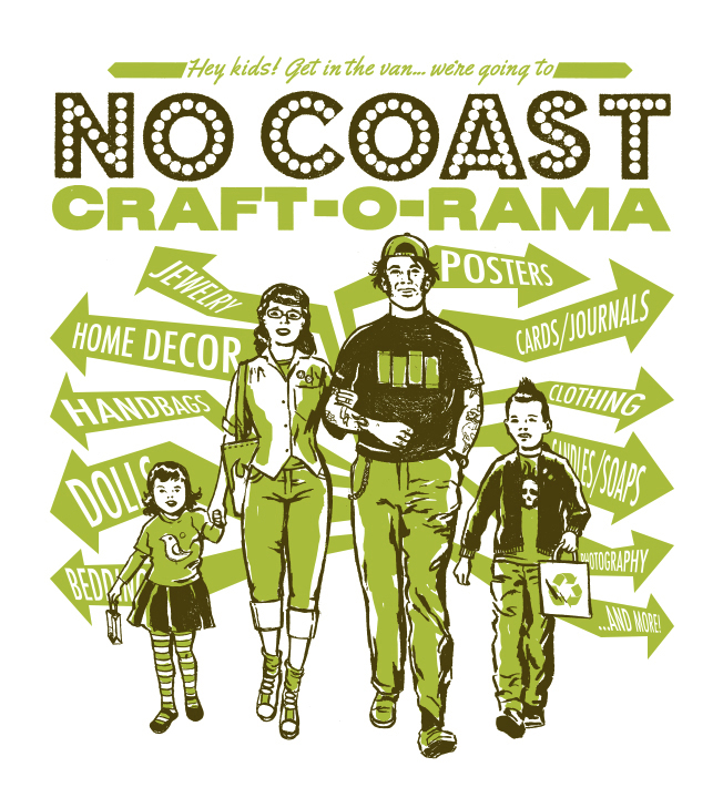 NO COAST CRAFT-O-RAMA DESIGN