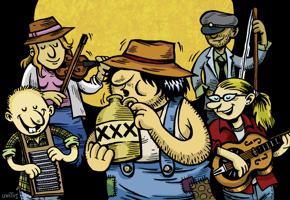 A-LIST JUG BAND