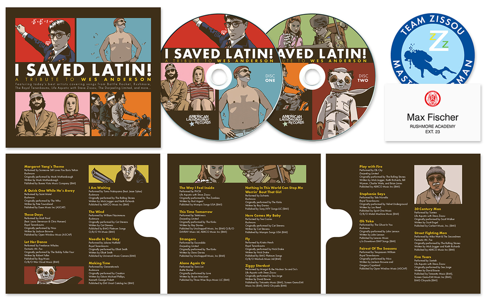 I SAVED LATIN!