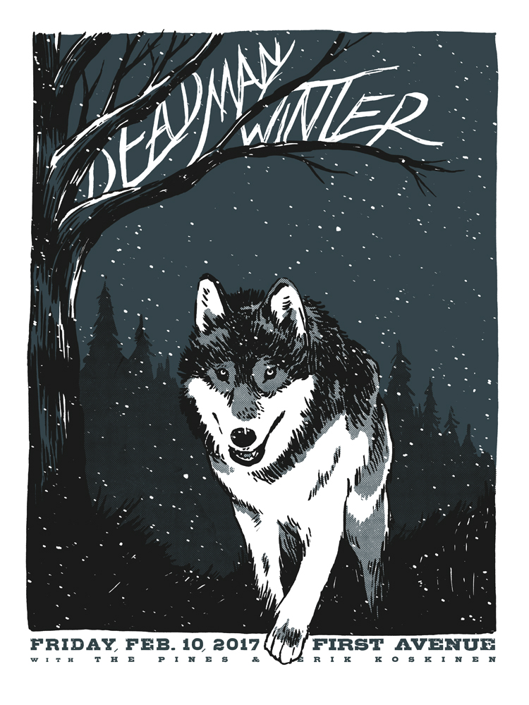 Dead Man Winter poster