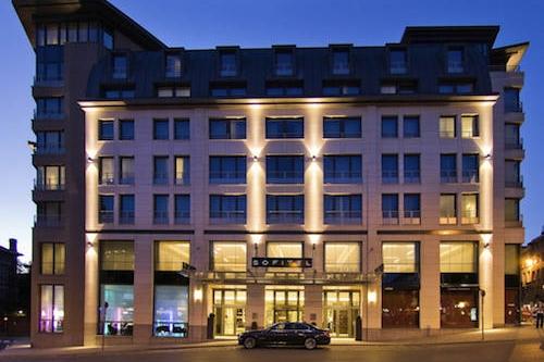 Sofitel Europe Hotel - May 29Brussels, Belgium