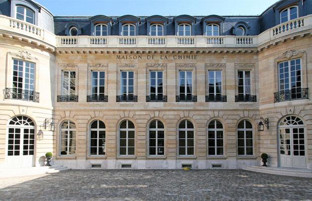 Maison de la Chimie - November 14Paris, France