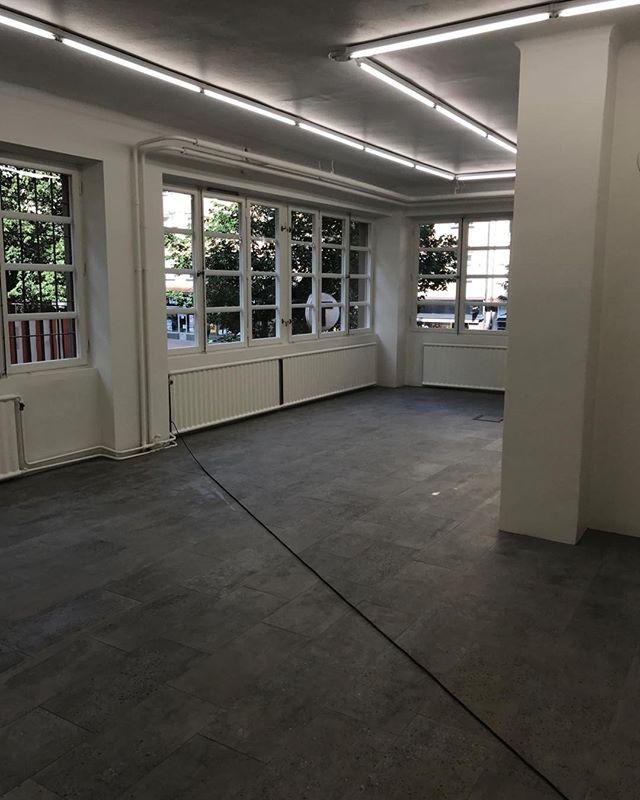 Nytt fint kontor till #nischmanegement