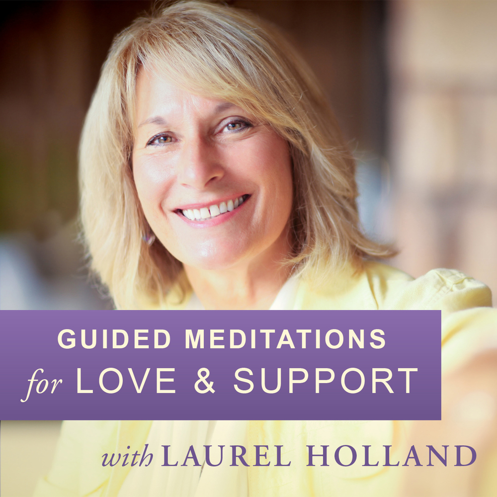 """Visit the """"Guided Meditations for Love and Support"""" Blog Page here at  Live Your Inner Power"""