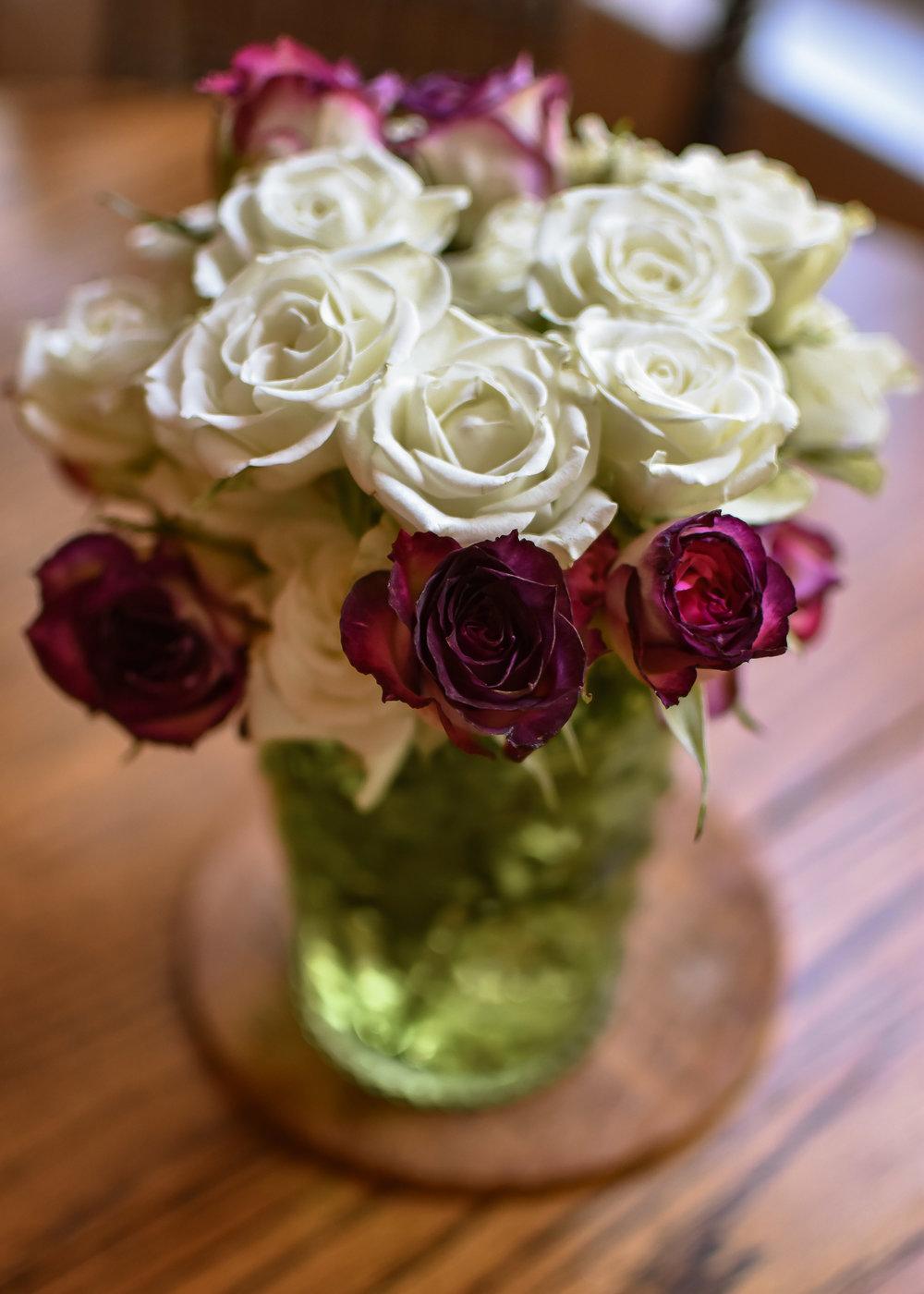 Live Your Inner Power Roses