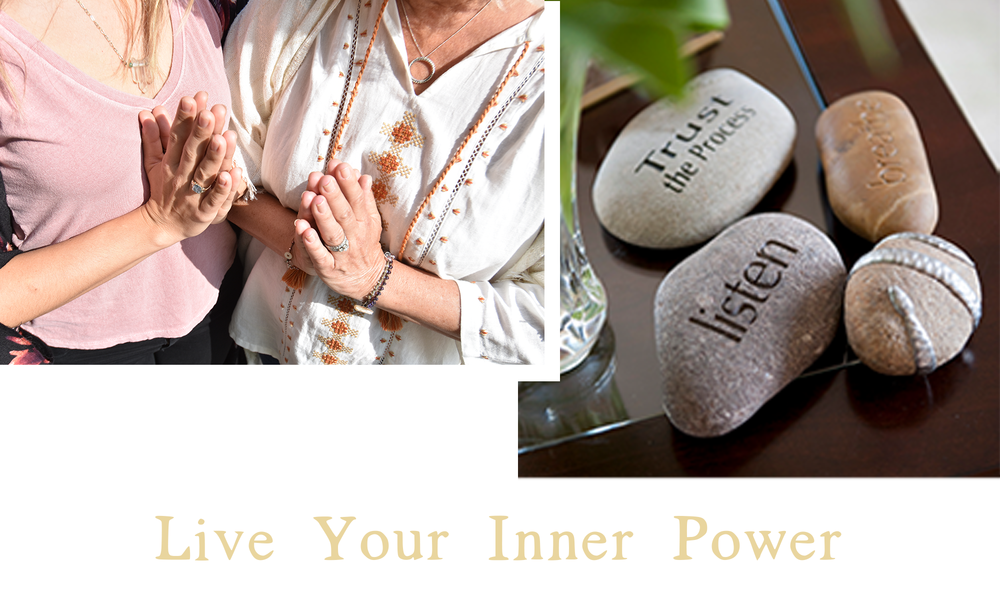 Live Your Inner Power 10-Month Program