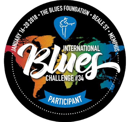 Arley Will Be Perfoming in Memphis Tennesee for the 34th International Blues Competitin