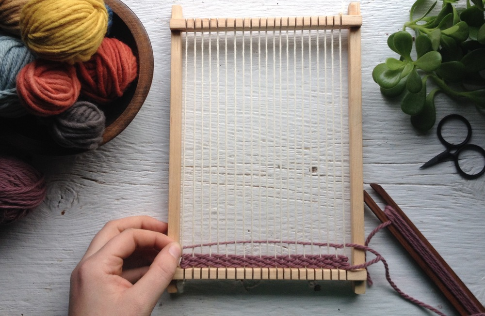 introduction to weaving sugarhouse workshop