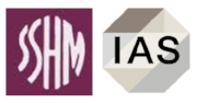 Logos for Society for the Social History of Medicine and the Institute of Advanced Studies at UCL.