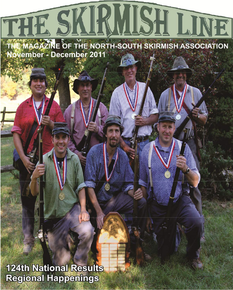 November - December 2011 - Click on Cover Image to View