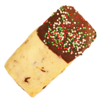 *#16 Chocolate Chip Shortbread