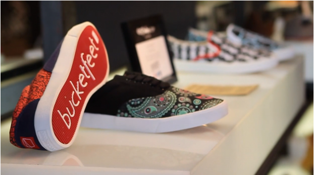 Bucketfeet Crains Chicago
