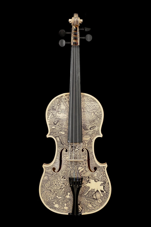 Gluttony Violin size 4/4