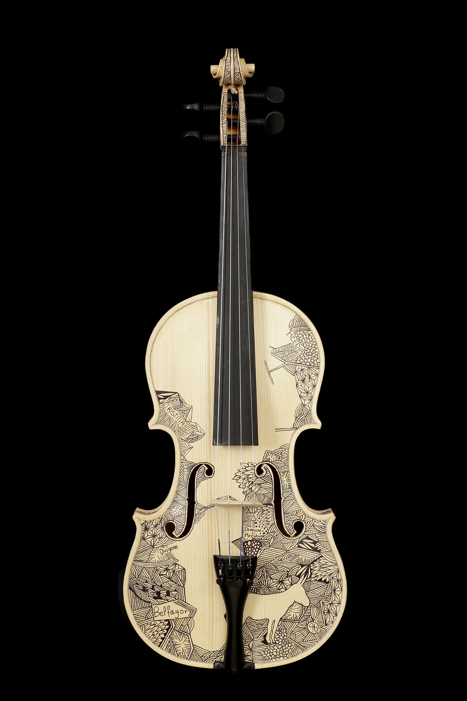 Sloth Violin size 4/4
