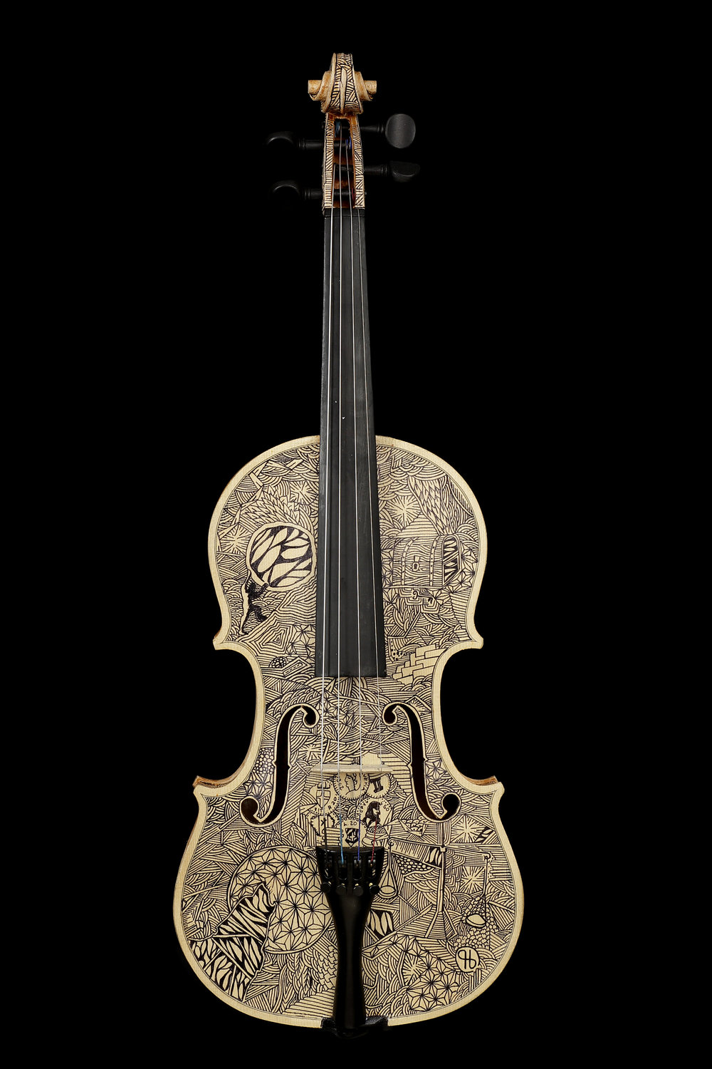 Greed Violin size 4/4