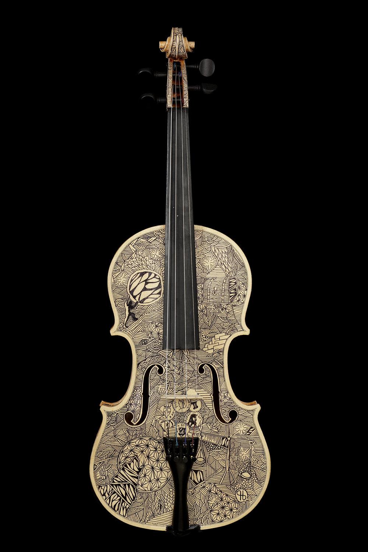 Greed Violin size 4/4