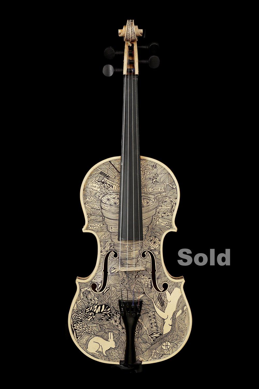 Lust Violin size 4/4