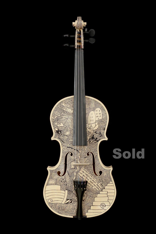 Wrath Violin size 4/4