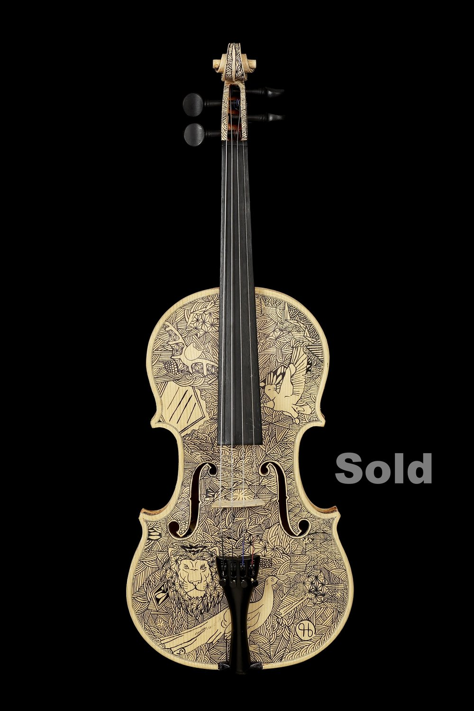 Pride violin size 4/4