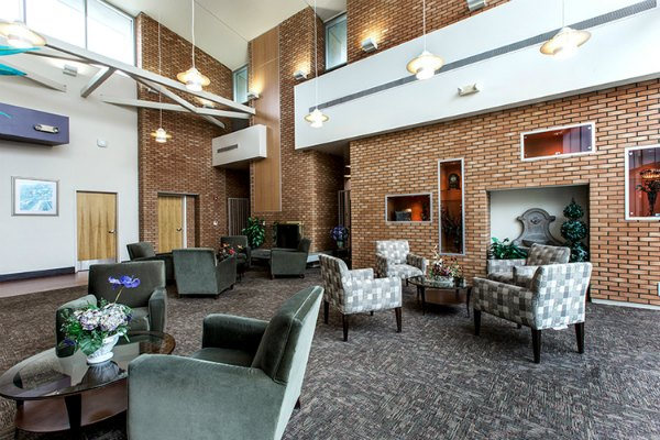 Project consisted of wew construction of 18,000 sq. ft. Senior Center, including commercial grade kitchen, two catering cafeterias, multi purpose and conference rooms, hair salon, and a bank. Parking and major site work was also included.
