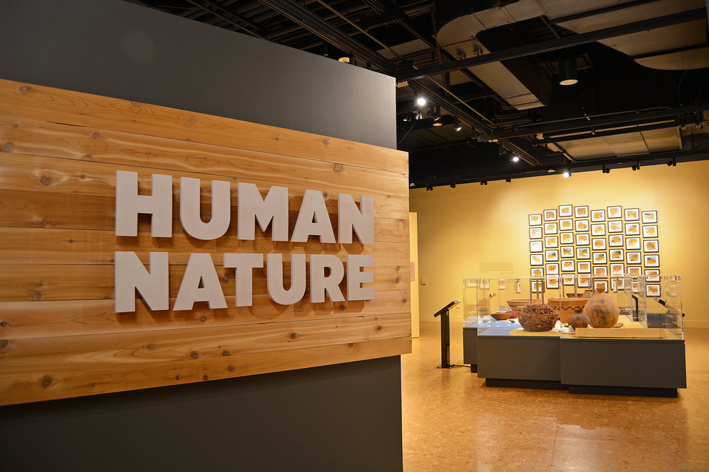 Human Nature Exhibit