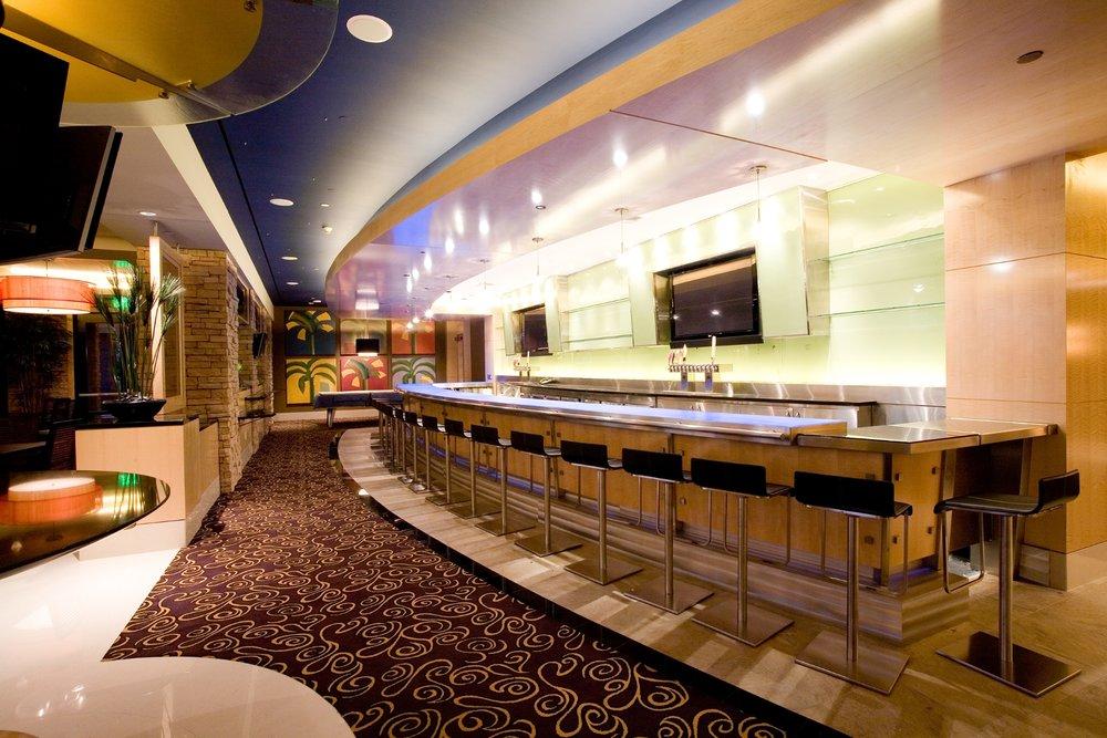 Pacific Palms Hotel Restaurant