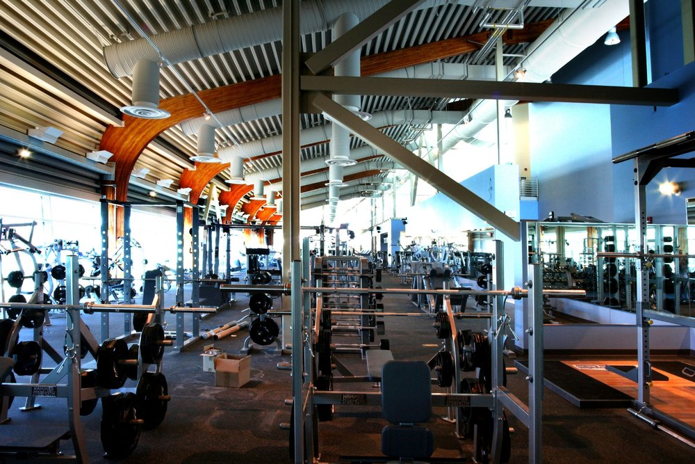CSUSB_Rec_Center_Gym