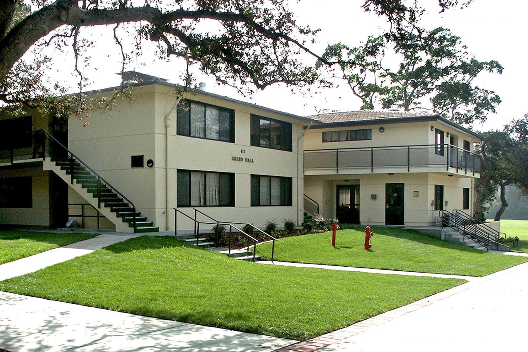 Claremont McKenna College North Quad Dormitories — Perera