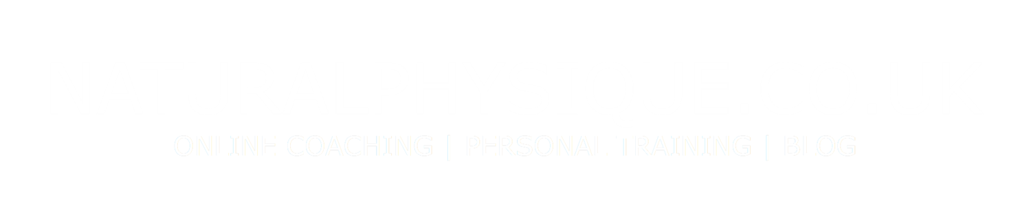Natural Physique Online Coaching And Personal Training