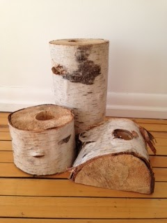 Birchwood Tealight Holders