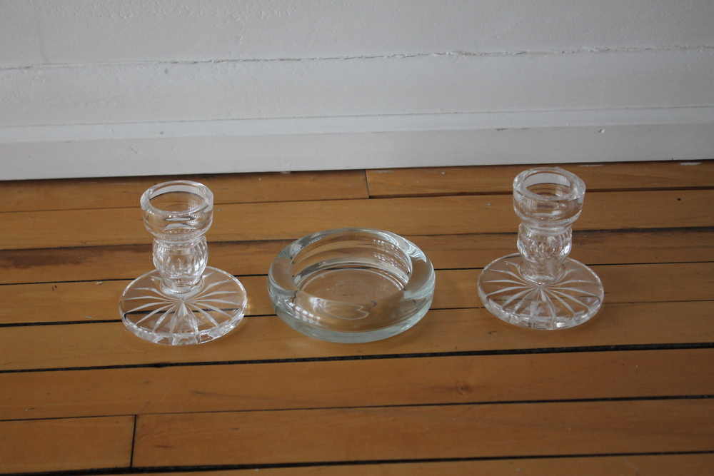 Unity Candle Holders
