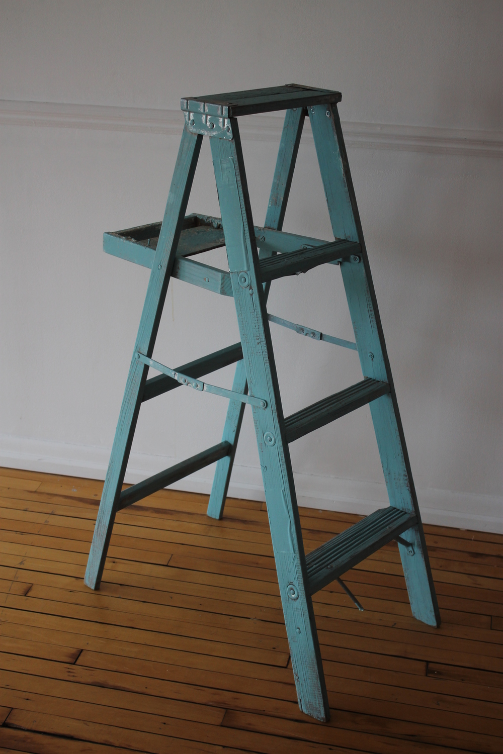 Teal Ladder