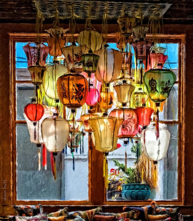 Chinese Lanterns, Portland   2015