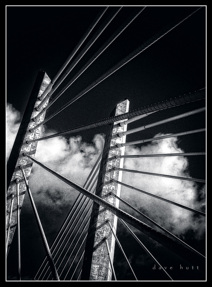 Tillamook Bridge, Portland Oregon.        iPhone      2018