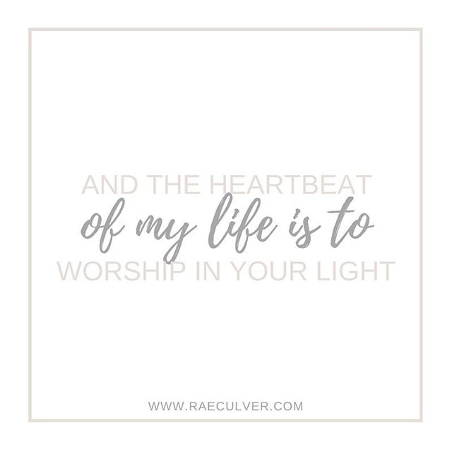 This SONG y'all by @allsanddmusic rocks my world (Your Glory)! I have to admit I'm not a huge old hymn fan but the way they build up to Nothing but the Blood just blows me away!  How about you?  What song gives you goosies?