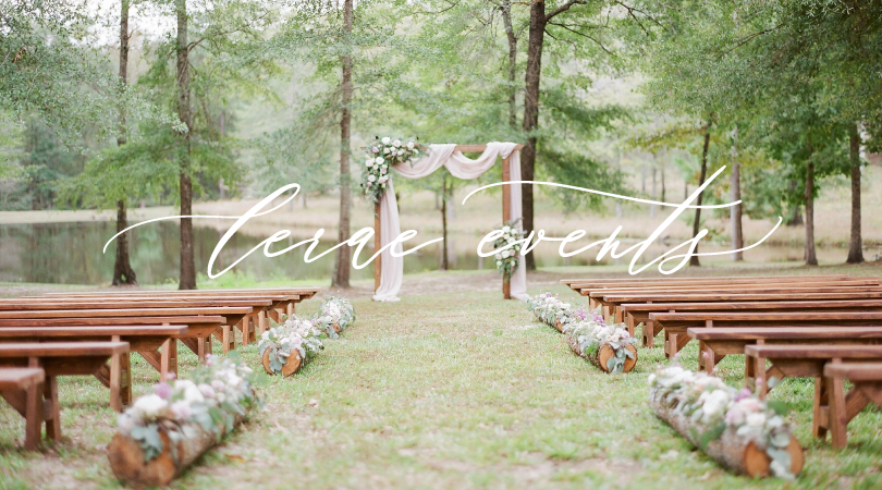 Are You a Bride? Visit Le Rae Events Website