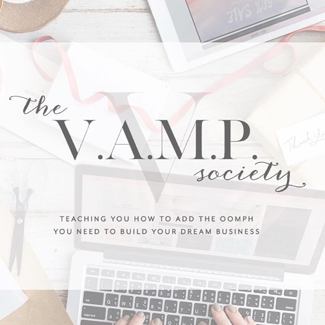 Cue the music y'all! 🎶 My group program is LIVE!💃 Whether you are just starting out or you've been in business for 15 years, it's time to stop trying to do it all by yourself!  Stop pulling your hair out trying to figure out everything single thing! I want to help!  As part of The V.A.M.P. Society, you'll learn: ✔️Step by step what to do to turn your idea into an actual business. ✔️How to use social media to grow your audience and find your ideal customer. ✔️The KEY tools you need to be a legit entrepreneur. Not to mention, you'll be part of an amazing group of women 👯♀️that will share their struggles and hold each other accountable. I cannot wait to begin and I would LOVE for you to link arms with me and become a founding member.  Click the link in the profile to find out more, get my insane 24 hour discount code and make sure you tag your business bestie 👭 below to join you! #creativeentrepreneurs #mompreneurlife #bossmomlife #bizcoach #womeninspiringwomen #calledtocreate #wahmlife