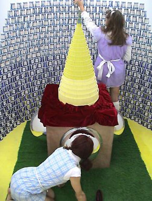 Wonderland Installation, 2004-05