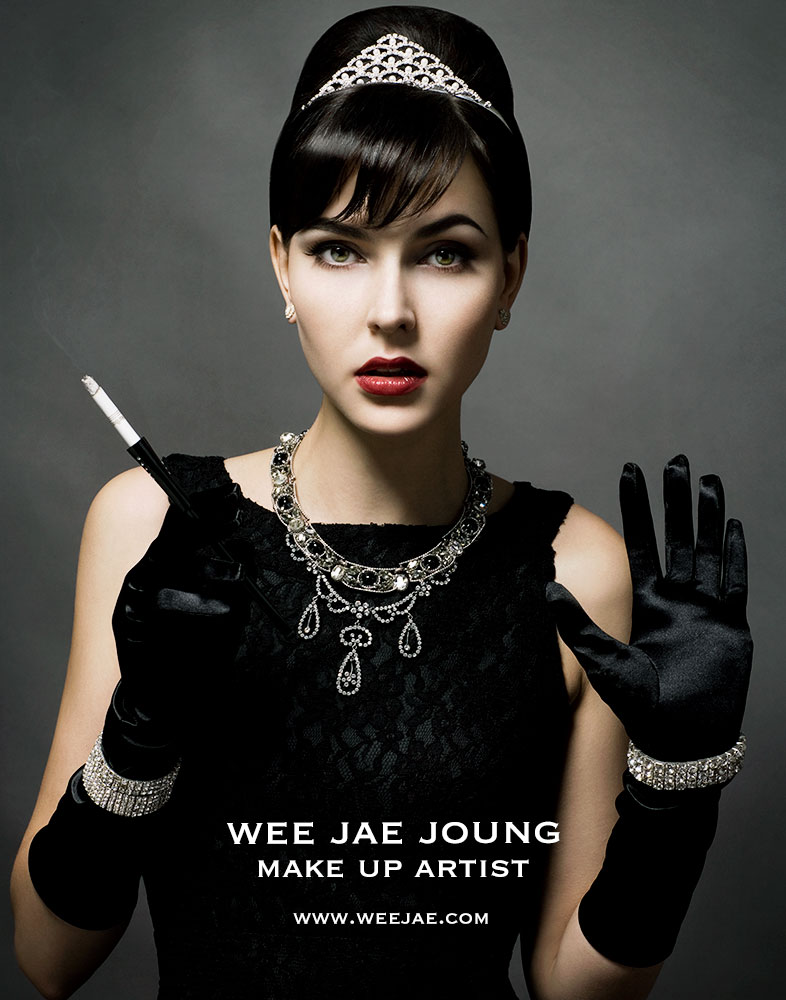 Originally from Seoul, Wee Jae has brought her skilled artistry in makeup to New York's fashion mecca.
