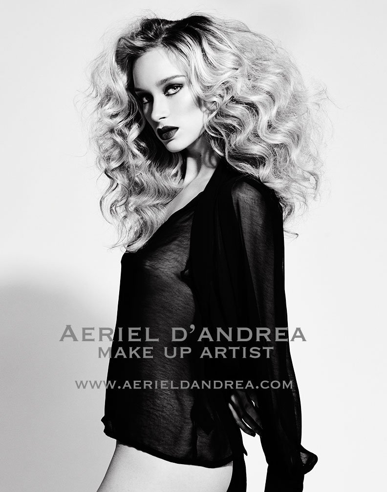 Aeriel's distinct style and personality continues to flourish from Project Runway to spreads in Marie Claire.
