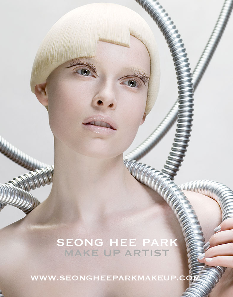 Seong Hee's mastery of color and deep passion for art & photography influence her craft as a prominent makeup artist.