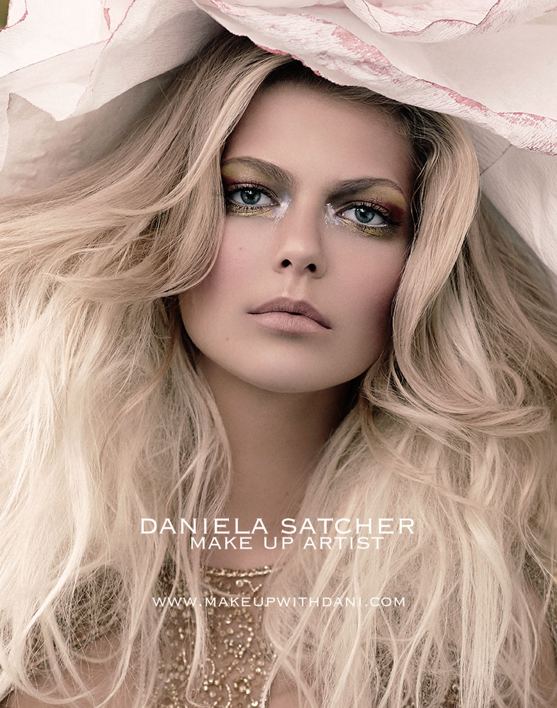 Daniella's ability to enhance natural beauty has landed her work in Nylon & Vogue Nippon and on the faces of Adam Levine & Kate Mulgrew